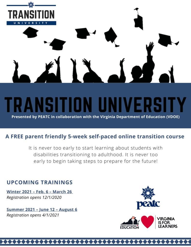 Transition University 2021