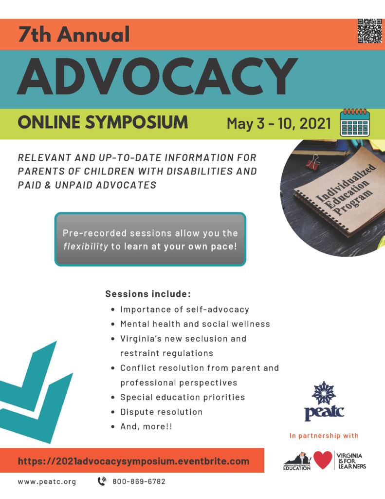 Advocacy Symposium 2021